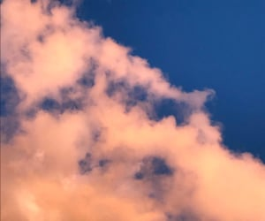 aesthetic, atardecer, and clouds image