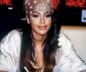 yk2, 2000s, and aaliyah image