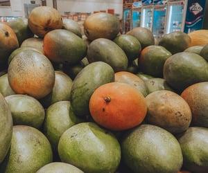 autoral, FRUiTS, and mango image