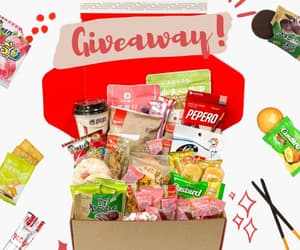 food, giveaway, and snacks image
