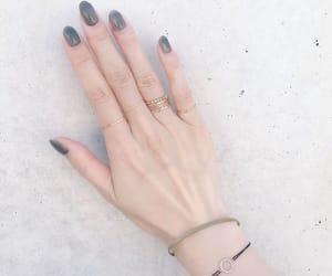 blue, bones, and rings image