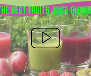 fruits juice, weight loss, and detox image