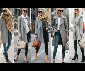 fashion, mujer, and autumn winter image