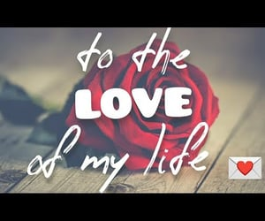 love letter, love love love, and love quotes image