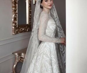 dress, glam, and luxury image