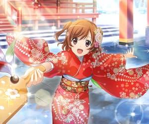 anime girl, karen aijo, and game image
