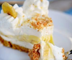banana, banana cake, and cake image