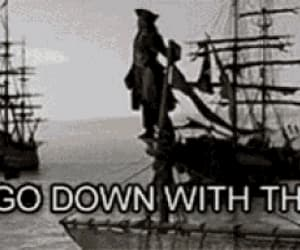 books, gif, and pirates of the caribbean image