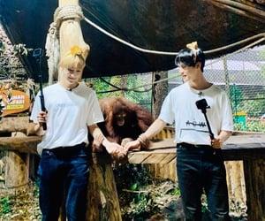 hyunjae, the boyz, and lee hyunjae image
