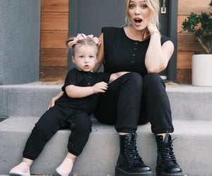 Hilary Duff and hilary x banks image