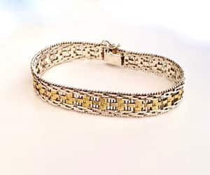 bracelets, etsy, and vintage jewelry image