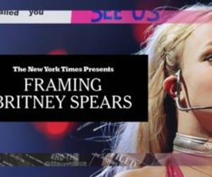 britney spears, new york times, and free britney image