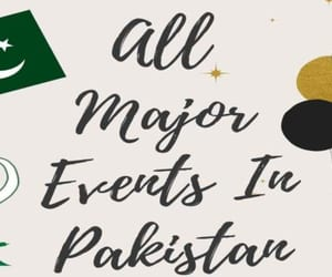 event in pakistan, pakistan events 2021, and pakistan event image