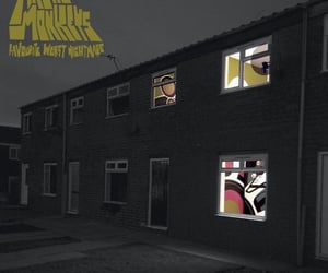 album covers, arctic monkeys, and music image