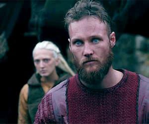 blue eyes, details, and vikings image