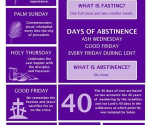 Baptism, easter, and good friday image