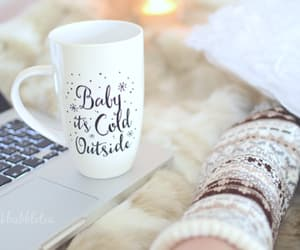 mug, winter, and cold weather image