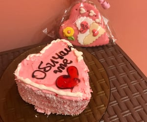 cake, lover, and Relationship image