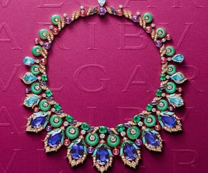 bulgari, jewelery, and saphir image
