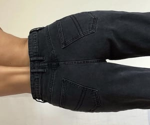 black jeans, everyday look, and fashionista fashionable image