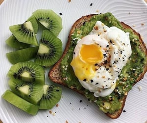 aesthetic, delicious, and fitness image