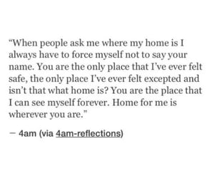 comfort, heartache, and home image