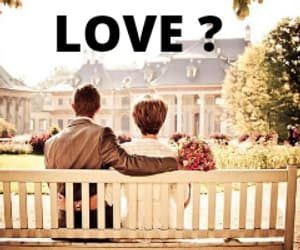 love couple, lovers, and Relationship image