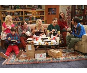 series, the big bang theory, and tv show image