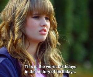 birthday, film, and movie image