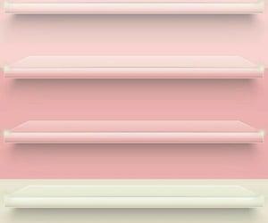pink, fondo, and rosa image