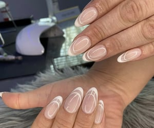 design, nail arr, and manicure image