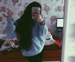 girl, frisur, and instagram image