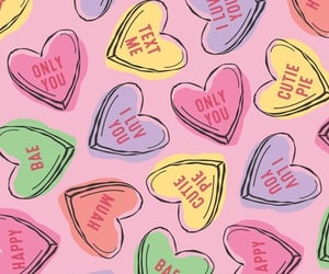 valentinesday, wallpaper, and love image