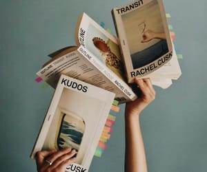 aesthetic, books, and photography image