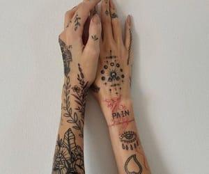 tattoo and fashion image