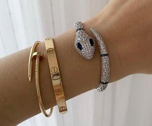accessories, bracelets, and bulgari image