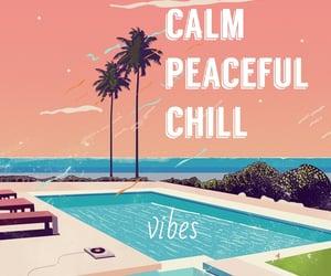fine, peace, and pool image