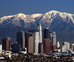city, metropolis, and cityscape image