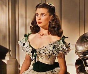 Scarlett O'Hara and vivien leigh image