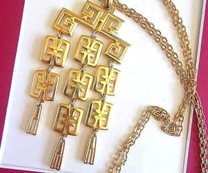 etsy, long necklace, and vendome image