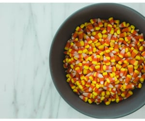 Halloween and candy corn image