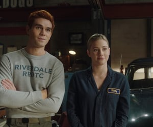 archie comics, riverdale, and friends image