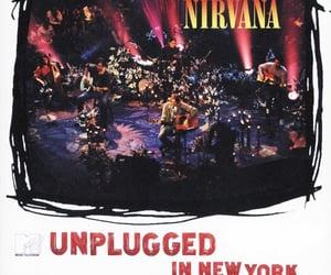 kurt cobain, musica, and nirvana image