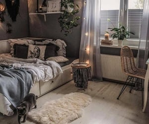 aesthetic, bedrooms, and cozy image