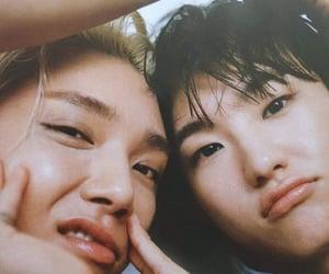 Seventeen, hong jisoo, and joshua image