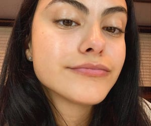 riverdale, veronica lodge, and camila mendes image