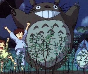 totoro, Hayao Miyazaki, and cute image