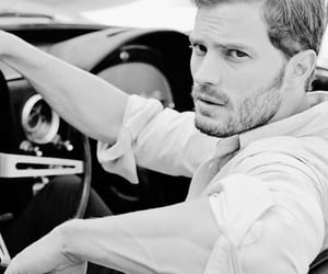 fifty shades of grey, 50 shades of grey, and Jamie Dornan image
