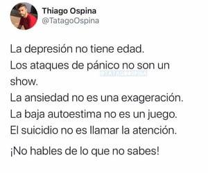 baja autoestima, depresiòn, and ansiedad image