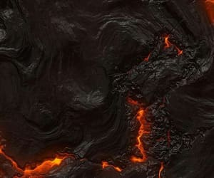 aesthetic, lava, and photography image